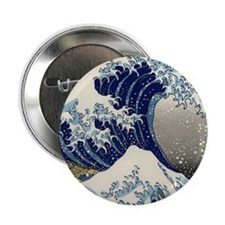 """great_wave_v_ipad2_case 2.25"""" Button"""
