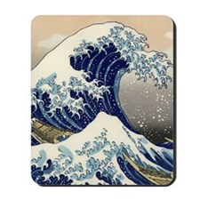 great_wave_v_ipad2_case Mousepad
