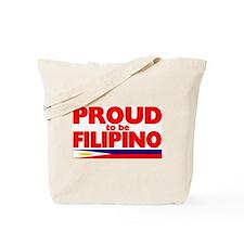 PROUD FILIPINO Tote Bag