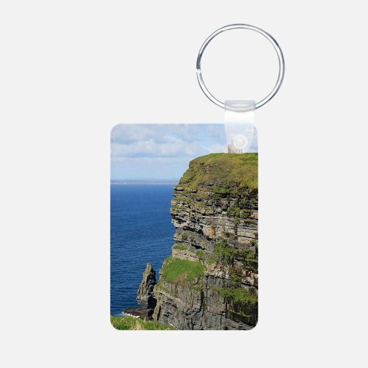 Ireland 01 text Keychains