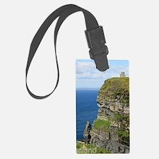 Ireland 01 text Luggage Tag