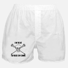 Lacrosse Never Saw Boxer Shorts