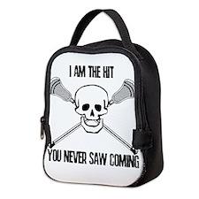 Lacrosse Never Saw Neoprene Lunch Bag