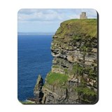 Cliffs of moher Classic Mousepad