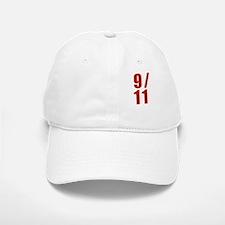 9-11-september-2001-dark-never-forget Baseball Baseball Cap