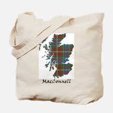 Map - MacConnell Tote Bag