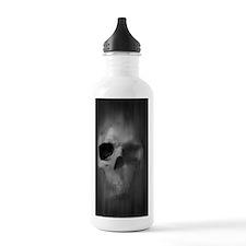 11x17_AggressiveSkull_ Water Bottle
