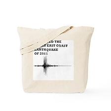 quake Tote Bag