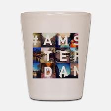 #AMSTERDAM Shot Glass