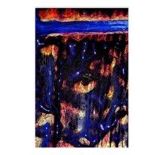 Tormented Postcards (Package of 8)