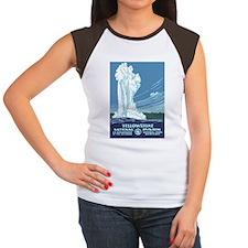 23x35_print_LG_poster_y Women's Cap Sleeve T-Shirt