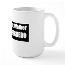 scott walker superherobumper Mug