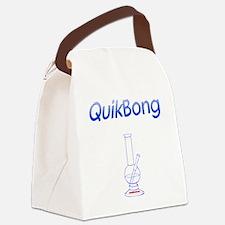 quikbong 3000 Canvas Lunch Bag