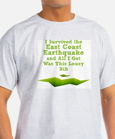 earthquake-bib T-Shirt