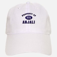 Property of anjali Baseball Baseball Cap