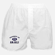 Property of anjali Boxer Shorts