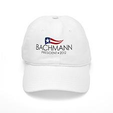 SQ_bachmann_flag_01 Baseball Cap