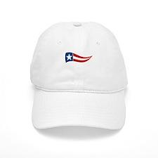 SQ_bachmann_flag_02 Baseball Cap