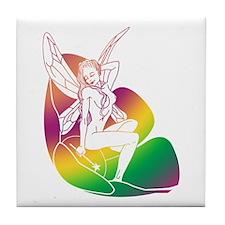 Fairy Tile Coaster