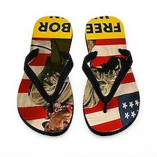 FREE LABOR 2 BIG Flip Flops