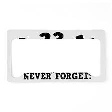 8-23-11-quake-HAT License Plate Holder