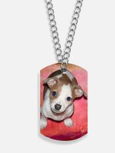 Card-Bonnie Dog Tags