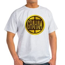 graham-paige-1927-1946-gold-embossed T-Shirt