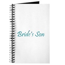 Bride's Son - Sea Blue Journal