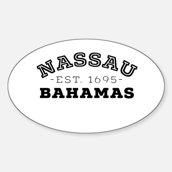 Nassau Bahamas Decal