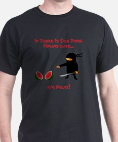 Fruit Ninja Red T-Shirt