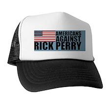 americansagainstperrybumper Trucker Hat