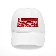 5x3oval_bachmann_s_01 Baseball Cap