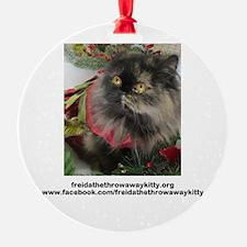 Funny Strays Ornament
