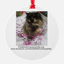 Cute Strays Ornament