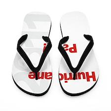 Hurricane Survivor Party 2 Flip Flops