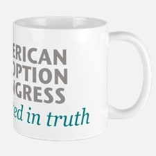 american adoption congress logo 2 Mug