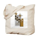 The Rat Pack Sign Tote Bag