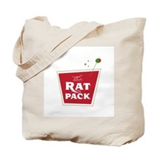 The Rat Pack Drink Tote Bag