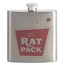 The Rat Pack Drink Flask