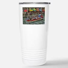 River Walk 14 x 10 Travel Mug