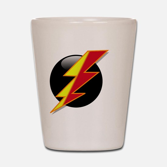 Flash Two Tone Shot Glass