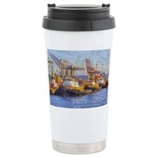 tugs 14 x 10 Travel Mug
