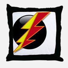 Flash Two Tone Throw Pillow