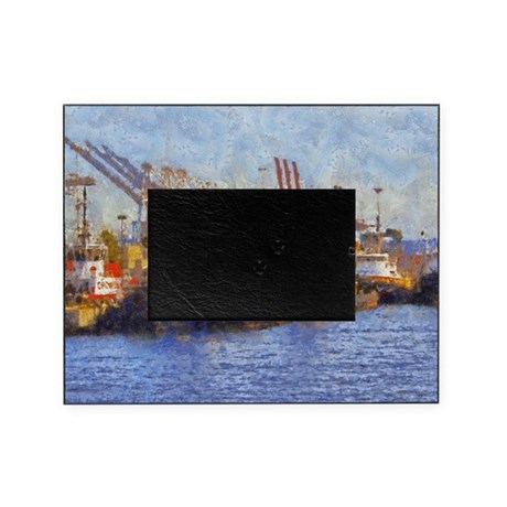 tugs 14 x 10 Picture Frame