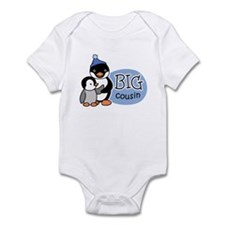 Big Cousin (Penguin) Infant Bodysuit