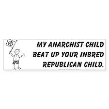 Your Inbread Republican Child - Bumper Bumper Sticker
