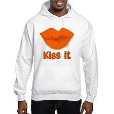 OrangeKissitfilled10x10 Hoodie