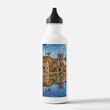 balboa park reflection Water Bottle