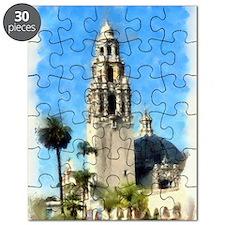 balboa tower 14 x 10 Puzzle