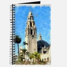 balboa tower 14 x 10 Journal